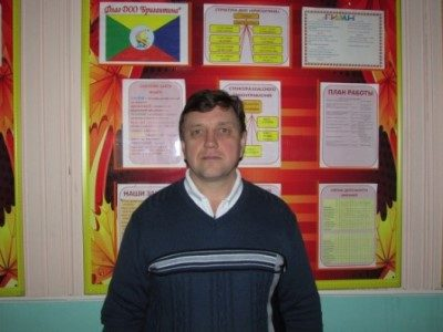 Дядечкин Сергей Егорович