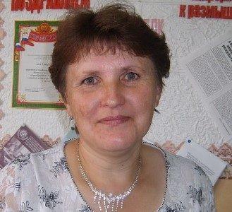 Иванова Любовь Григорьевна