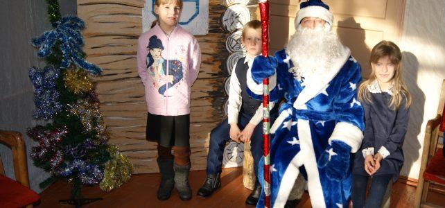 С днём рождения , Дедушка Мороз!