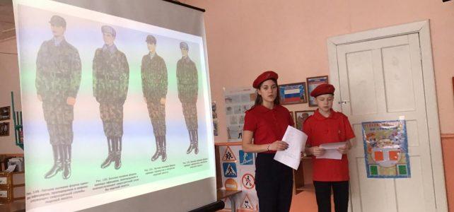 Познавательный час «Техника Великой Отечественной войны»