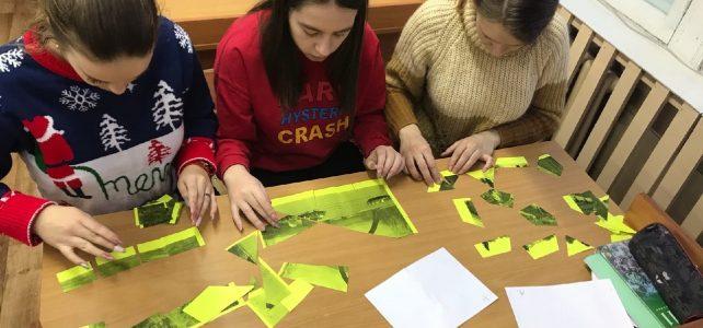 Квест-игра «Снятие блокады Ленинграда»